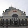 Железнодорожные вокзалы в Рубцовске
