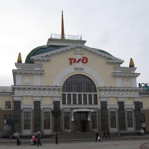 Железнодорожные вокзалы Рубцовска